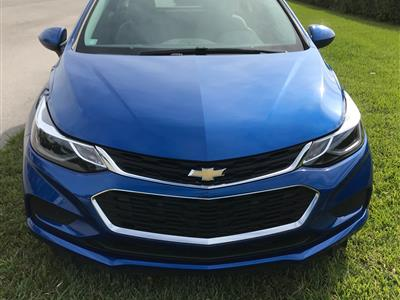 2017 Chevrolet Cruze lease in Port St. Lucie,FL - Swapalease.com