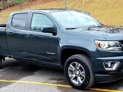 2017 Chevrolet Colorado lease in Morgantown,WV - Swapalease.com
