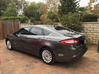 2016 Ford Fusion Energi lease in Simi Valley,CA - Swapalease.com