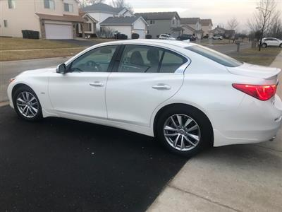 2017 Infiniti Q50 lease in University Park,IL - Swapalease.com