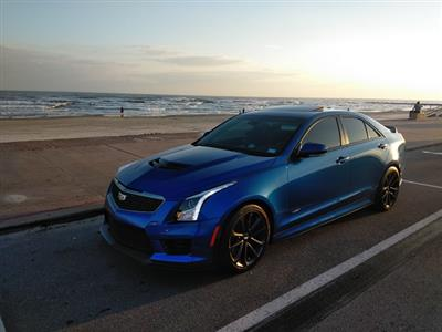 2017 Cadillac ATS-V lease in Humble,TX - Swapalease.com