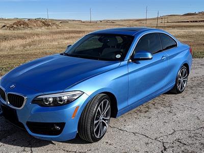 2018 BMW 2 Series lease in Sundance ,WY - Swapalease.com
