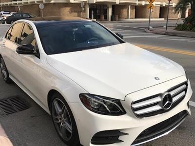 2017 Mercedes-Benz E-Class lease in Miami,FL - Swapalease.com