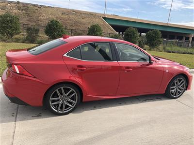 2016 Lexus IS 350 F Sport lease in Orlando,FL - Swapalease.com