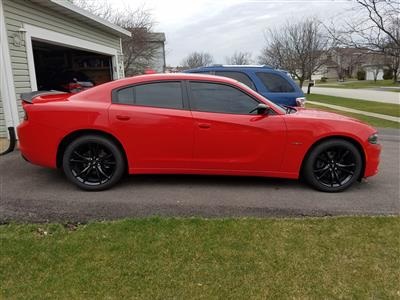 2017 Dodge Charger lease in Bartlett,IL - Swapalease.com