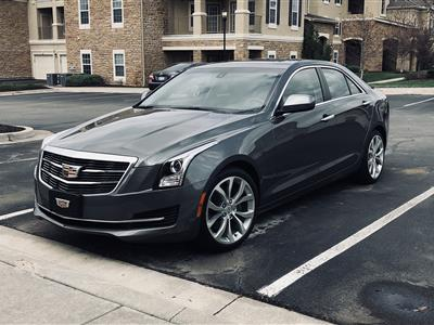 2017 Cadillac ATS lease in Overland Park,KS - Swapalease.com