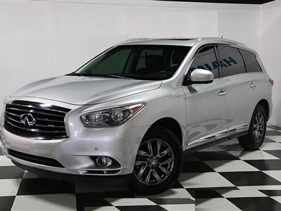 2013 Infiniti JX35 lease in New York,NY - Swapalease.com