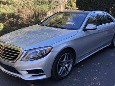 2017 Mercedes-Benz S-Class lease in Wilton,CT - Swapalease.com