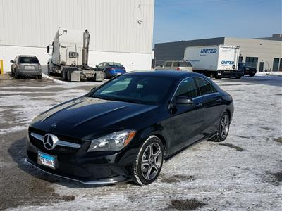 2018 Mercedes-Benz CLA Coupe lease in elmhurst,IL - Swapalease.com