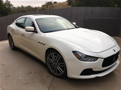 2015 Maserati Ghibli lease in Agoura Hills,CA - Swapalease.com