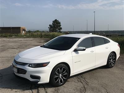 2017 Chevrolet Malibu lease in Omaha,NE - Swapalease.com