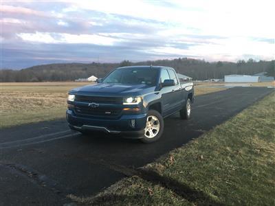2016 Chevrolet Silverado 1500 lease in East Stroudsburg,PA - Swapalease.com