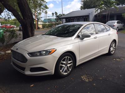 2016 Ford Fusion lease in Miami,FL - Swapalease.com