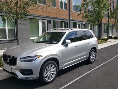 2016 Volvo XC90 lease in Washington,DC - Swapalease.com