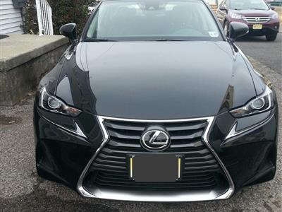 2017 Lexus IS 300 lease in Elmwood Park,NJ - Swapalease.com