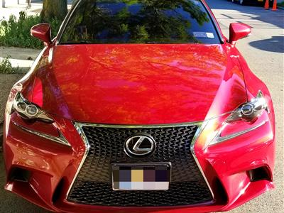 2014 Lexus IS 250 F Sport Lease In Bronx,NY   Swapalease.com