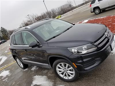 2017 Volkswagen Tiguan lease in WEST DESMOINES,IA - Swapalease.com