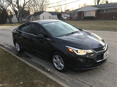 2017 Chevrolet Cruze lease in Bensenville,IL - Swapalease.com