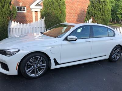 2017 BMW 7 Series lease in Hinsdale,IL - Swapalease.com