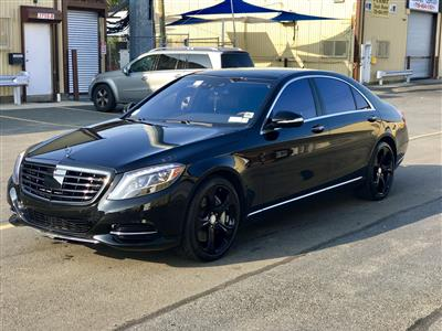 2016 Mercedes-Benz S-Class lease in Staten Island,NY - Swapalease.com