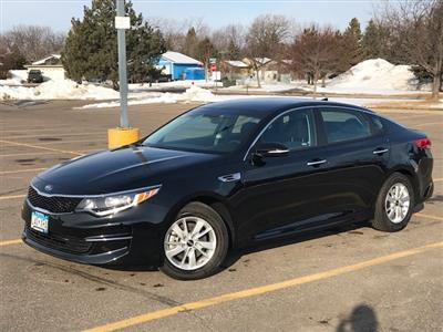 2017 Kia Optima lease in Albertville,MN - Swapalease.com