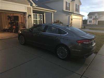 2017 Ford Fusion lease in Redford,MI - Swapalease.com