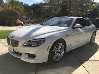 2016 BMW 6 Series lease in Burbank,CA - Swapalease.com