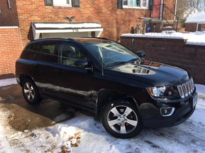 2017 Jeep Compass lease in Massillon,OH - Swapalease.com