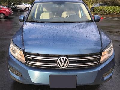 2017 Volkswagen Tiguan lease in Bellevue,WA - Swapalease.com