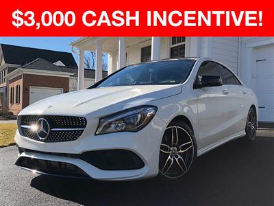 2018 Mercedes-Benz CLA Coupe lease in New Albany,OH - Swapalease.com