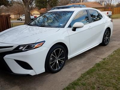2018 Toyota Camry lease in Crowley,TX - Swapalease.com