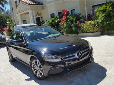 2017 Mercedes-Benz C-Class lease in Coral Gables,FL - Swapalease.com