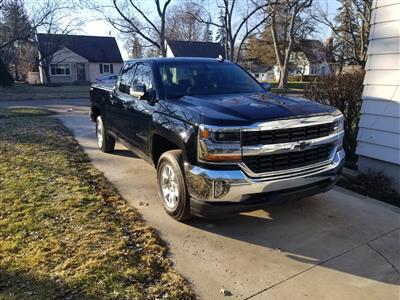 2016 Chevrolet Silverado 1500 lease in Waterford,MI - Swapalease.com