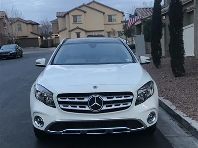 2018 Mercedes-Benz GLA SUV lease in Henderson,NV - Swapalease.com