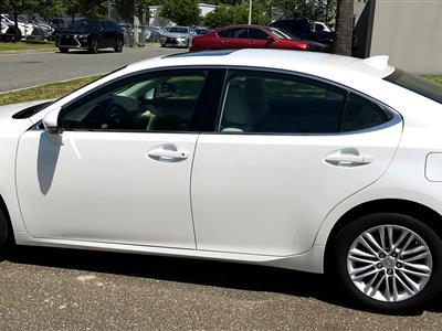 2017 Lexus ES 350 lease in Jacksonville,FL - Swapalease.com