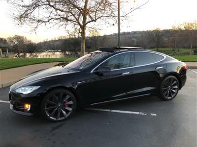 2016 Tesla Model S lease in El Dorado Hills,CA - Swapalease.com