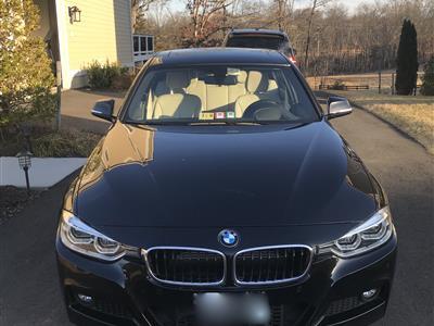 2016 BMW 3 Series lease in Ashburn,VA - Swapalease.com