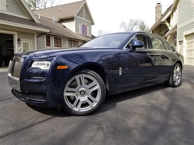 2015 Rolls-Royce Ghost lease in Grand Rapids,MI - Swapalease.com