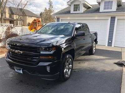 2017 Chevrolet Silverado 1500 lease in Elmhurst,IL - Swapalease.com