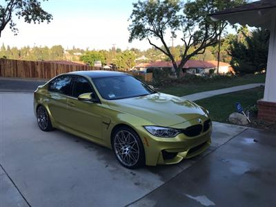 2017 Bmw M3 Lease In Hacienda Heights Ca Swapalease