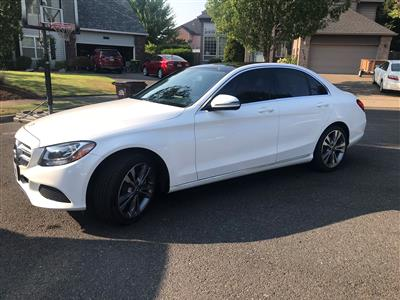 2017 Mercedes-Benz C-Class lease in Los Angeles,CA - Swapalease.com