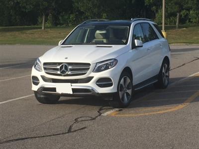 2017 Mercedes-Benz GLE-Class lease in Cranston,RI - Swapalease.com