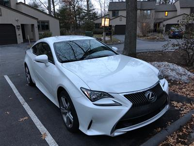 2015 Lexus RC 350 lease in Avon,CT - Swapalease.com