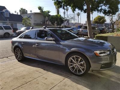 2016 Audi A4 lease in Santa Monica,CA - Swapalease.com