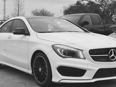 2016 Mercedes-Benz CLA-Class lease in Santa Monica,CA - Swapalease.com