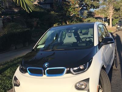 2017 BMW i3 lease in san diego,CA - Swapalease.com