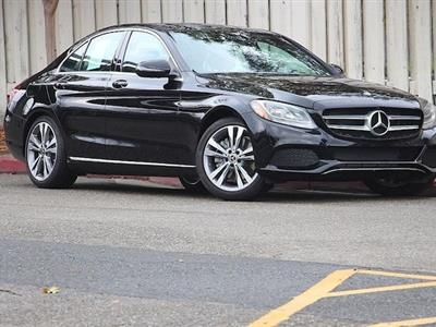 2018 Mercedes-Benz C-Class lease in Walnut Creek,CA - Swapalease.com