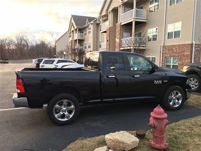 2017 Ram Ram Pickup 1500 lease in Belleville,IL - Swapalease.com