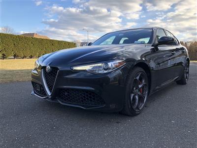 2017 Alfa Romeo Giulia lease in New York,NY - Swapalease.com