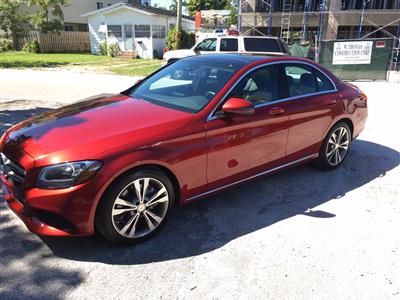 2016 Mercedes-Benz C-Class lease in fort lauderdale,FL - Swapalease.com